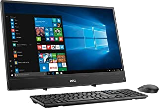 "$379 Get Dell Inspiron 3275, Premium 2019 21.5"" Full HD IPS Touchscreen All-in-One Desktop, AMD Core E2-9000e up to 2GHz, 4GB DDR4, 128GB SSD, AMD Radeon R2 Graphics Bluetooth 4.1 802.11ac MaxxAudio Win 10"