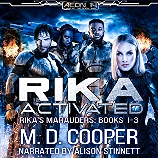 Rika Activated cover art