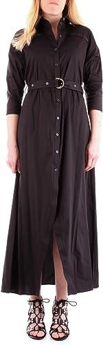 Patrizia Pepe Femmes Robe Chemise Robe avec Ceinture 2A1941 2A1941 A23  réductions et plus