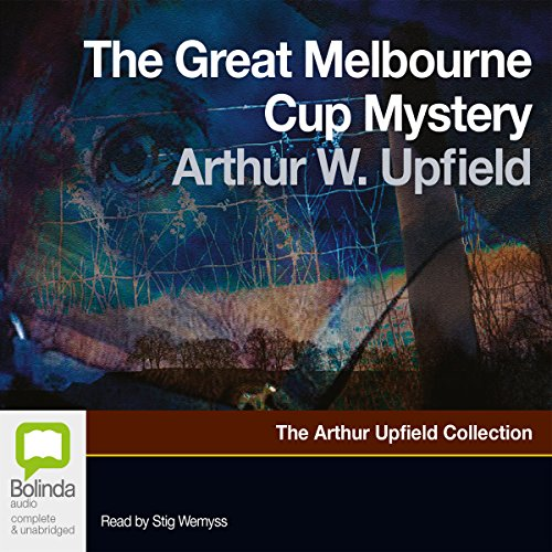 The Great Melbourne Cup Mystery cover art