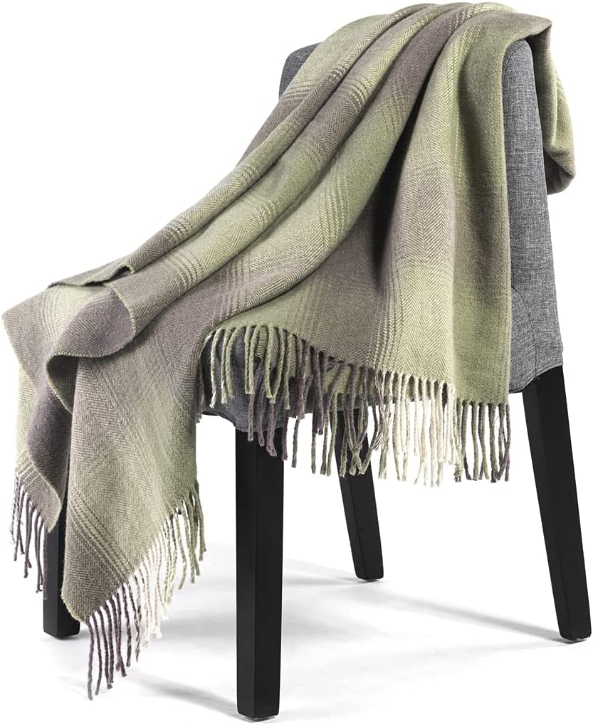 Farridoro Wool Soft Blankets and Throws Max 68% OFF Inch with 51 Max 50% OFF Pla 67