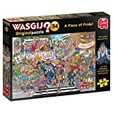 falcon 1000 - Falcon Games Wasgij Original 1000 Piece Jigsaw - Original 34 A Piece of Pride