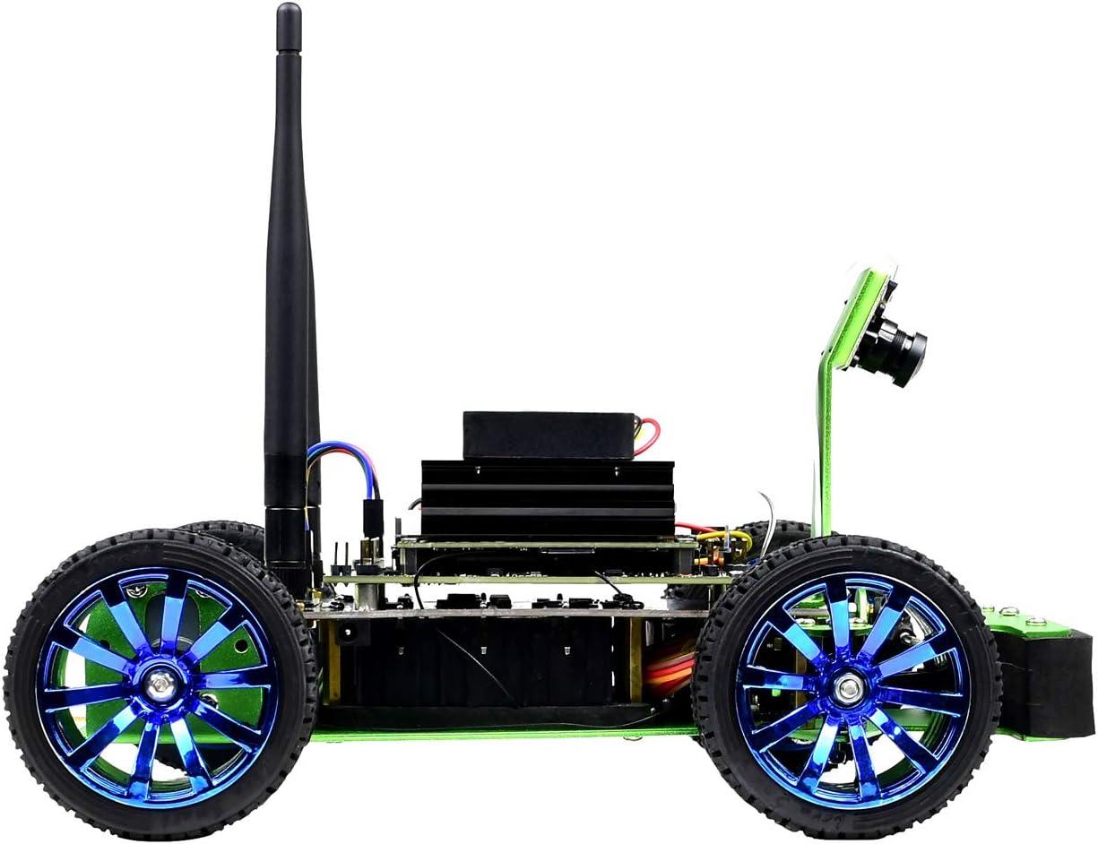 Waveshare Jetson Nano 2GB Developer Kit Get Hands-on with AI and Robotics