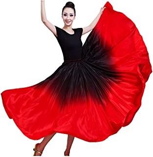 flamenco skirts and dresses