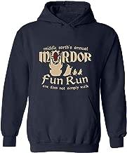 mordor fun run hoodie
