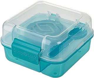 SnapLock Lunch Plus to Go, Turquoise