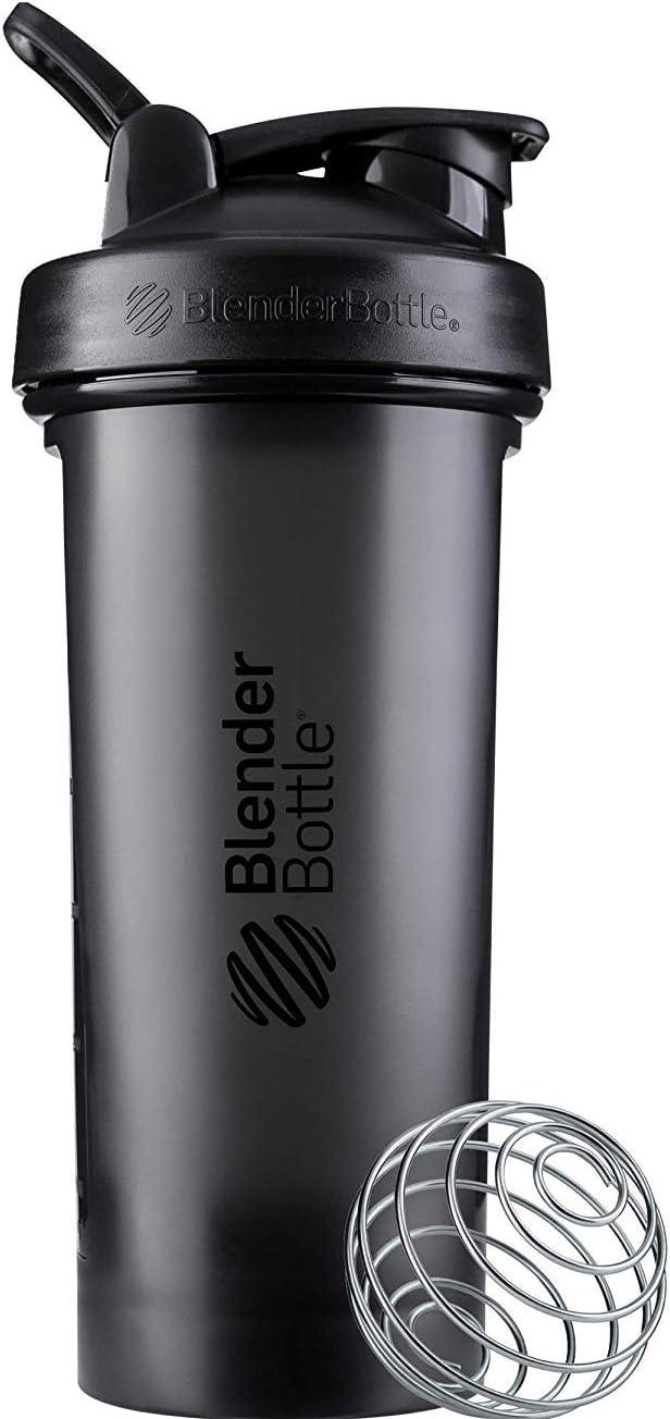 BlenderBottle Classic V2 Shaker Super intense SALE Bottle Protein for Latest item Shake Perfect