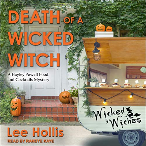 Death of a Wicked Witch  By  cover art