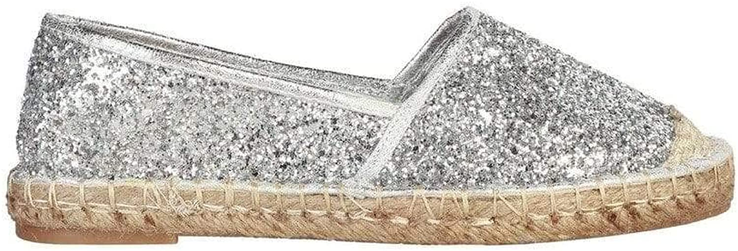 ANA LUBLIN Women's Flat shoes, TAMIRES_silver