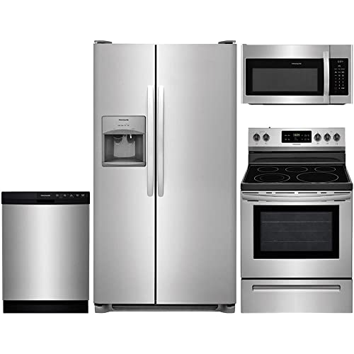 Kitchen Appliance Packages Stainless Steel Amazon Com