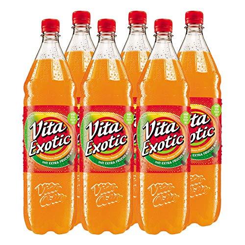 VITA COLA Exotic 6x 1,5 l PET-EINWEG-Flasche inkl. Pfand (Pack)