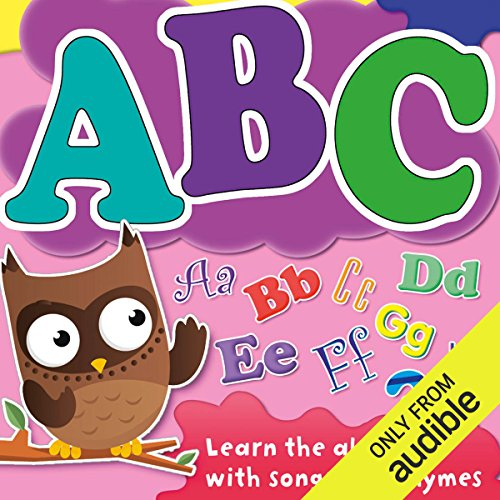 ABC: Learn Your Alphabet with Songs and Rhymes cover art