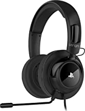Venom Officially Licensed Vibration Stereo Gaming Headset for Sony Playstation 3 and 4 - (PS3 and PS4) - Black