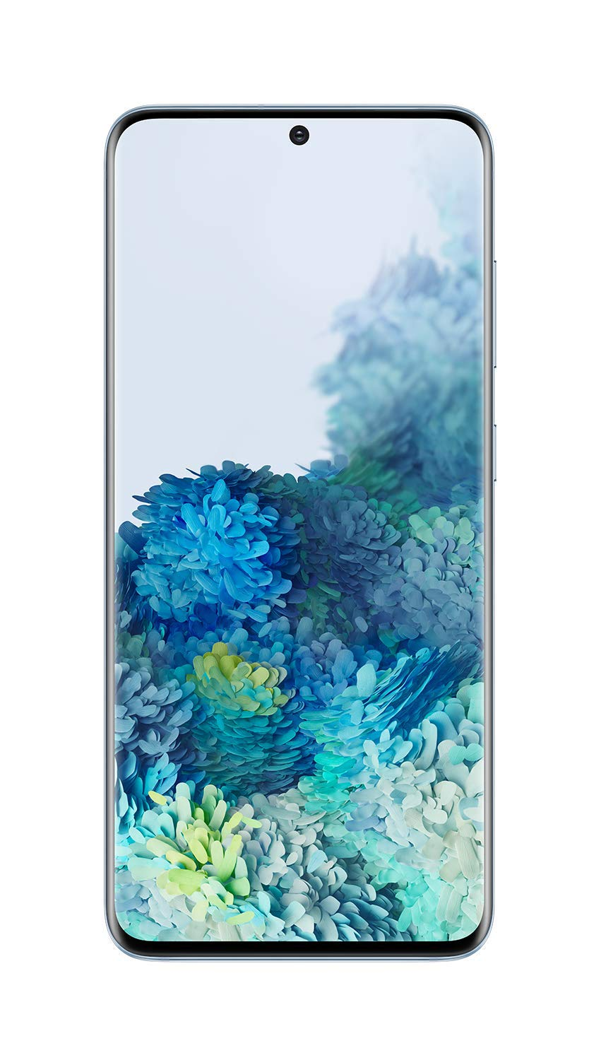 Samsung Galaxy S20 5G Factory Unlocked New Android Cell Phone US Version, 128GB of Storage, Fingerprint ID and Facial Reco...
