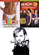 Clerks (The Snowball Edition) / Clerks II / Chasing Amy(The Criterion Collection) (3 Pack)