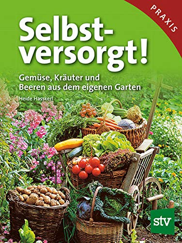 Buchcover - Selbstversorgt