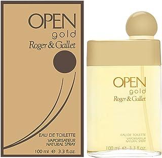 ROGER & GALLET Open Gold Eau De Toilette For Men, 100 ml
