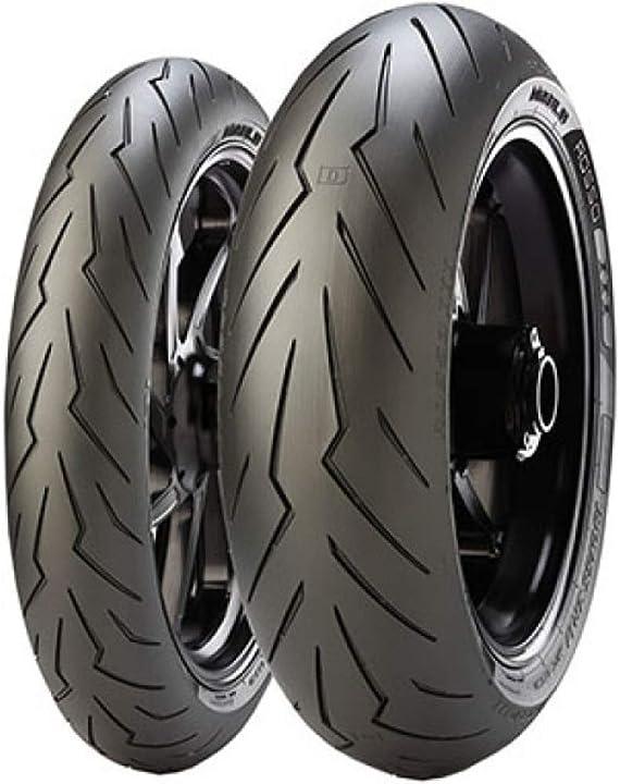 Gomme pneumatici pirelli diablo rosso 3 180 55 zr17 m/c (73w) tl per moto B07KXFJNCG
