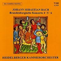 Bach, J.S.: Brandenburgische K
