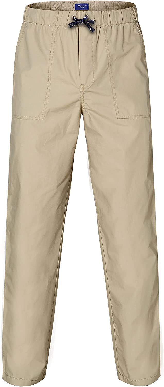 Boy's Pants 40% OFF Cheap Sale Chino Uniform free shipping School Slim Fit Waist Adjustable