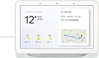 Google Nest Hub Hands-Free Smart Wi-Fi Speaker with 7