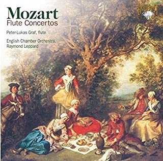 モーツァルト:フルート協奏曲集