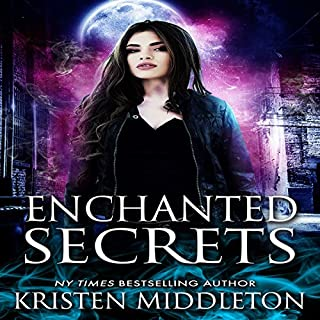 Enchanted Secrets     Witches of Bayport, Book 1              By:                                                                                                                                 Kristen Middleton                               Narrated by:                                                                                                                                 Elizabeth Meadows                      Length: 4 hrs and 13 mins     34 ratings     Overall 3.9