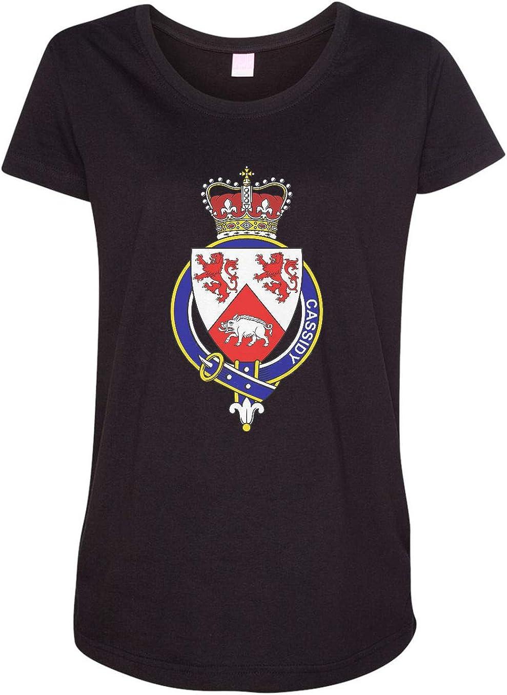 HARD EDGE DESIGN Women's Irish Garter Family Cassidy T-Shirt