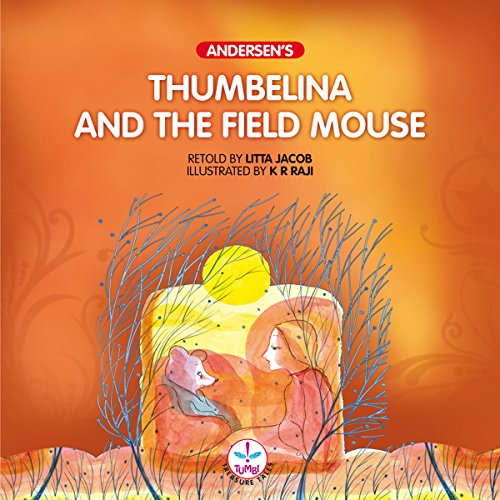 Thumbelina and the Field Mouse audiobook cover art