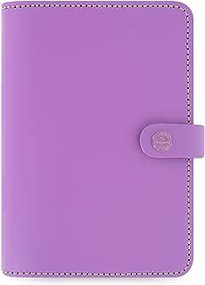 Filofax The Original Personal Leather Organiser - Lilac