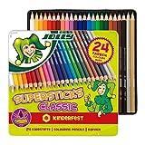 Jolly, Super Sticks Classic 24 pennarelli Classico