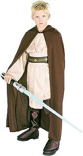 Star Wars Classic Hooded Jedi Robe Child Costume Size: Medium (7-8)