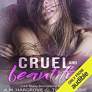 Cruel & Beautiful audiobook cover art