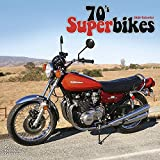 70 s Superbikes Calendar - Calendars 2019 - 2020 - Motorcycle Calendar - 16 Month Wall Calendar by Avonside (Multilingual Edition)