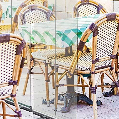 AMDIMOHB OFICINA A prueba de agua Roll Up Banner Portátil Roll Up Banner con divisor de pantalla, barrera de aislamiento de guardia de pie, pantalla de partición extraíble para restaurante, aula, salo