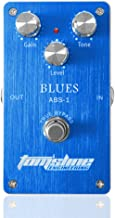 Aroma ABS-1 Blues Distortion True Bypass Electric Guitar Effect Pedal with Aluminum Alloy Housing