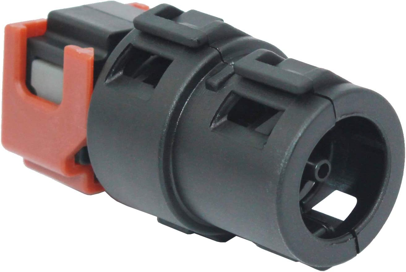 Fuel Filter Return Line Connector Powers 2017-2020 Ford half Fits Large-scale sale For