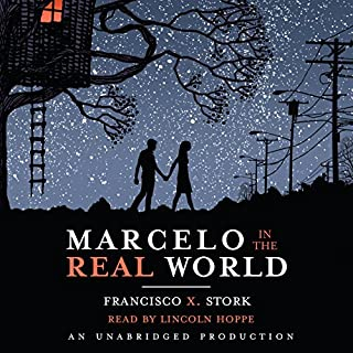 Marcelo in the Real World audiobook cover art