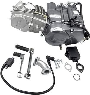 JCMOTO Lifan 150cc Engine Motor for XR50 CRF50 XR CRF 50 70 SDG SSR Dirt Pit Bike Motorcycle | 1N234 Gear 4 Stroke Oil Cooled Racing Engine