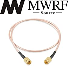 mcx male to sma male cable