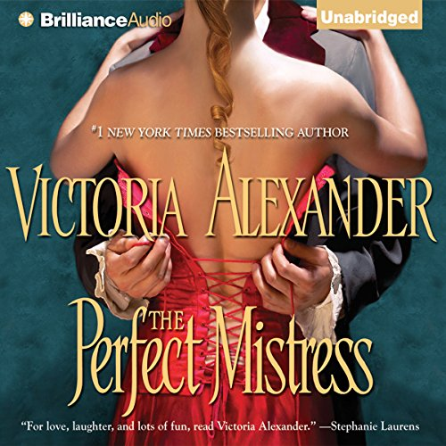 The Perfect Mistress audiobook cover art