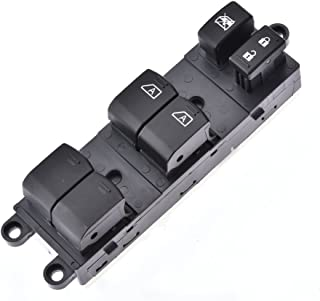 25401-ZL10C Driver Side Master Power Window Switch for Nissan Pathfinder 2007 2008 2009 2010 2011 2012