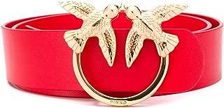 Luxury Fashion | Pinko Womens 1H20RFY5FFR24 Red Belt |