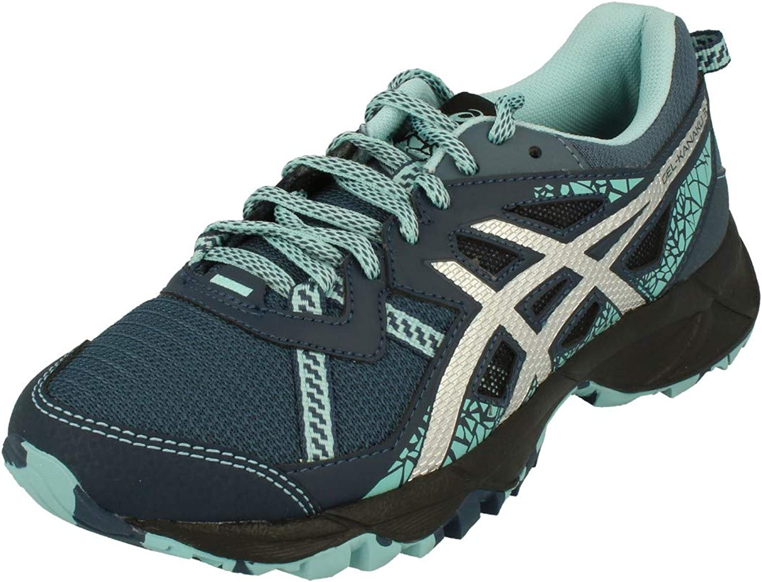 ASICS Gel-Kanaku 3 Womens Running Trainers T85Nq Sneakers shoes