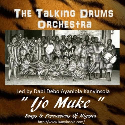 The Talking Drums Orchestra