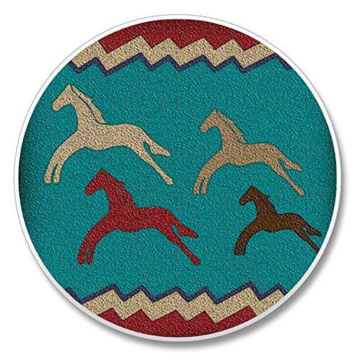 Anazi Spirit Horses - Auto Coaster