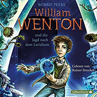 William Wenton und die Jagd nach dem Luridium cover art