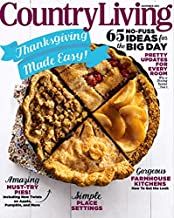 Country Living - Magazine Subscription from Magazineline (Save 62%)