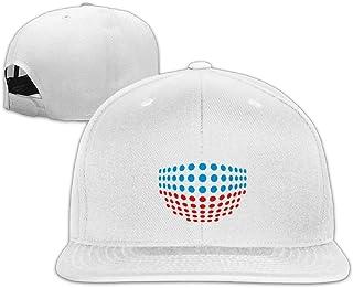 2c Senior Citizen 1 VKLFN Custom Unisex Snapback Adjustable Truck Cap Sports Travel Hat Natural ++ Baseball Flat Hat