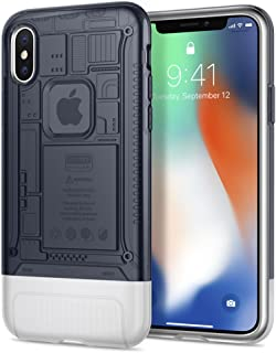 Spigen Protector Cover For Iphone X- 057Cs23197, Multi Color